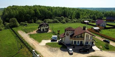 Фотографии и отзывы о коттеджном поселке «Приозерье» (Малоярославецкий р-н Калужской области)