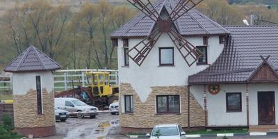 Фотографии и отзывы о коттеджном поселке «Грибники» (Веневский р-н Тульской области)