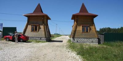 Фотографии и отзывы о коттеджном поселке «Добрынино» (Собинский р-н Владимирской области)