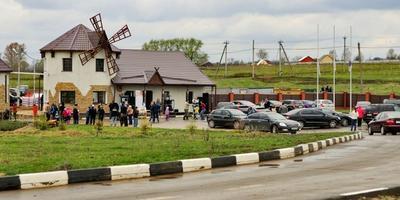 Фотографии и отзывы о коттеджном поселке «Экопарк» (Каширский р-н Тульской области)