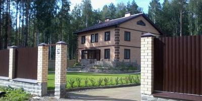 Фотографии и отзывы о коттеджном поселке «Бристоль» (Белоярский р-н Свердловской области)