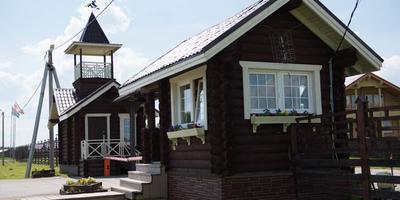 Фотографии и отзывы о коттеджном поселке «Велегож-парк бизнес» (Заокский р-н Тульской области)