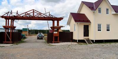 Фотографии и отзывы о коттеджном поселке «Солнечный луг» (Малоярославецкий р-н Калужской области)