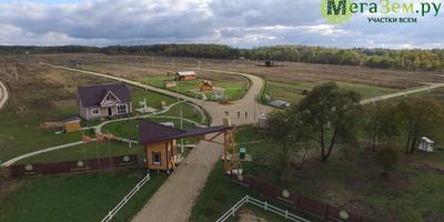 Фотографии и отзывы о коттеджном поселке «Воробьи» (Малоярославецкий р-н Калужской области)