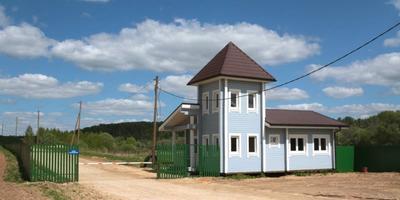 Фотографии и отзывы о коттеджном поселке «У реки» (Боровский р-н Калужской области)