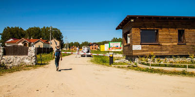 Фотографии и отзывы о коттеджном поселке «Квартал 12» (Новосибирский р-н Новосибирской области)