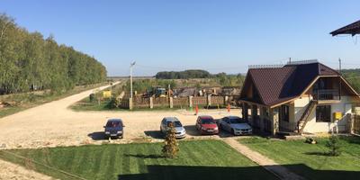 Фотографии и отзывы о коттеджном поселке «Алино» (Ясногорский р-н Тульской области)