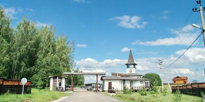 Фотографии и отзывы о коттеджном поселке «Капитан land» (Заокский р-н Тульской области)
