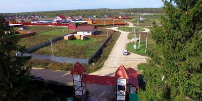 Фотографии и отзывы о коттеджном поселке «Тишнево-1» (Боровский р-н Калужской области)