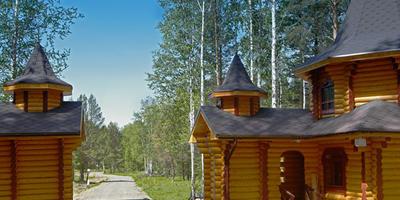 Фотографии и отзывы о коттеджном поселке «Подкова» (Белоярский р-н Свердловской области)