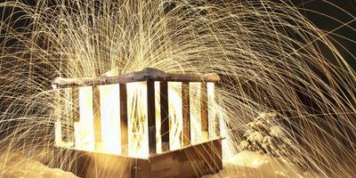 10 правил безопасного запуска фейерверков