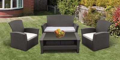 Выбираем комплект садовой мебели