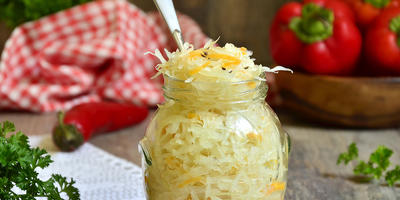 Как быстро и легко замариновать на зиму капусту