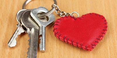 Самодельный брелок для ключей — отличный подарок
