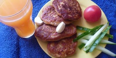 Жареные закуски «Гости на пороге»