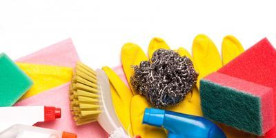 Весенняя генеральная уборка в дачном доме