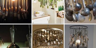 Безумные светильники для кухни, которые вы можете сделать своими руками