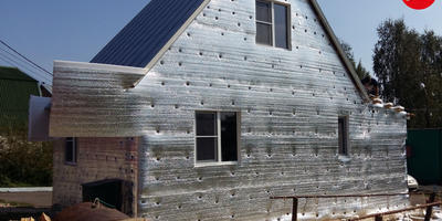 Как раз и навсегда утеплить пол в деревянном доме - легкий способ от компании ТЕПОФОЛ