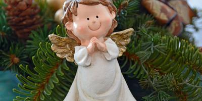 Ангел прилетел. Идеи рождественского декора