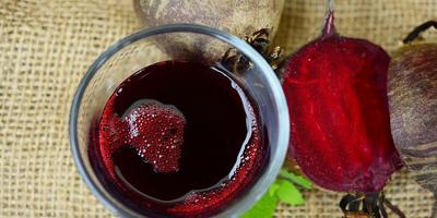 Календарь здоровья: свекольный сок от простуды и гриппа