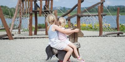 Пора впасть в детство, или Детская площадка, на которой не скучно