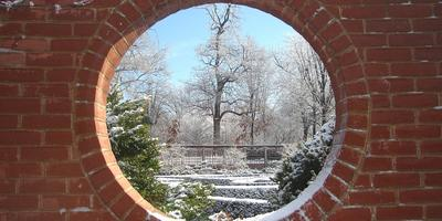 Загадка садового пространства: открывать или закрывать?