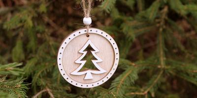 Новый год в стиле минимализм, или Как правильно НЕ наряжать праздничную елку