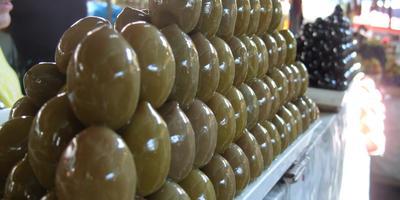 Полезная маслина