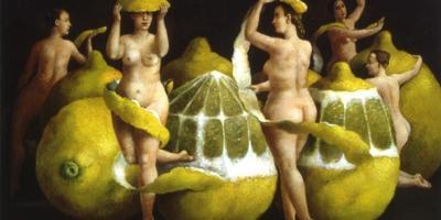 Лимонная история