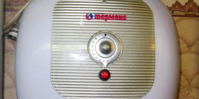 Чистка нагревателя воды Термекс