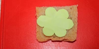 "Бутерброды ""Цветочки"""