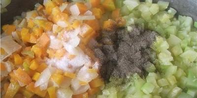 Овощная икра