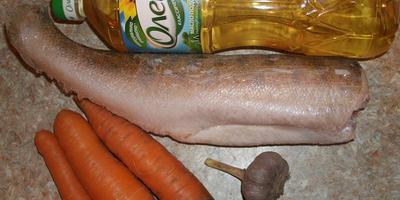 Эта рыбка - самый смак, а зовут ее...