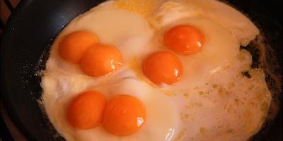 Два желтка в одном яйце