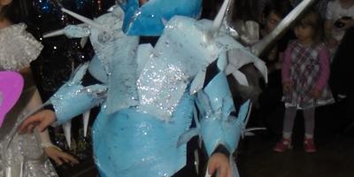 Самодельные новогодние костюмы для мальчишек, которые они могут сделать своими руками
