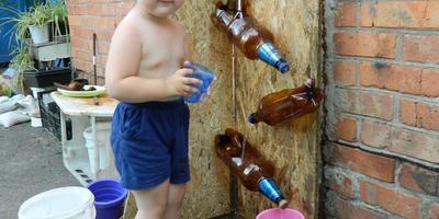 Вечная забота: как и чем занять детей на даче