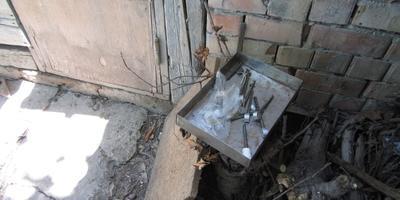 Взлом закрытой баньки