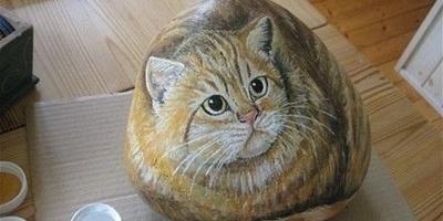 Живопись на камне