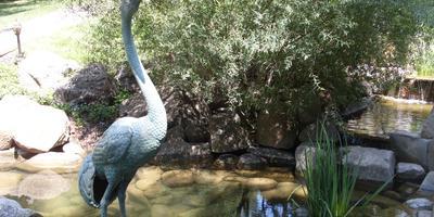 В воде и у воды (садовые аксессуары)