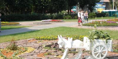 15 цветников выставки ВДНХ - 15 идей для любимой дачи