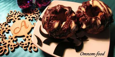 Маффины в шоколаде