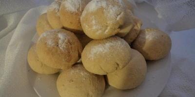 Печенье с черносливом