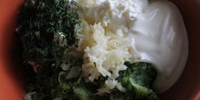 Соус с овощами