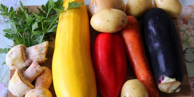 Вспоминая Болгарию: овощной сач