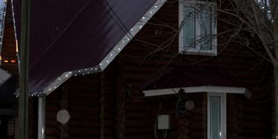 Рождество на даче