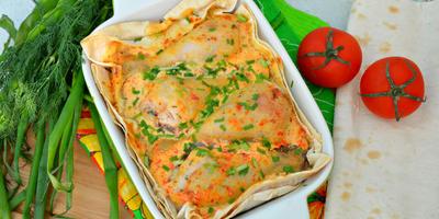 Куриные голени по-армянски