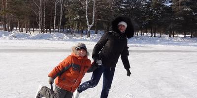 Олимпийский Новый год на даче!!! Ставим рекорды в зимних видах спорта!!!
