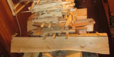 Самые лучшие дрова - березовые
