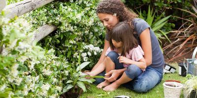 Как приучить детей к даче