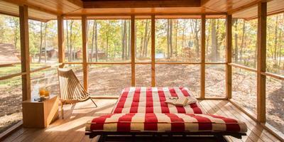 Идеальная дача для отдыха: тур из США